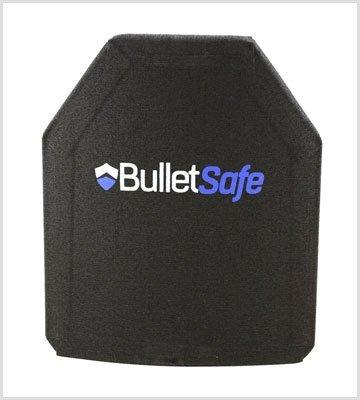 Black BulletSafe ultralight alpha Bulletproof Plate
