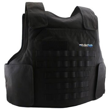 The BulletSafe Tactical Bulletproof Vest